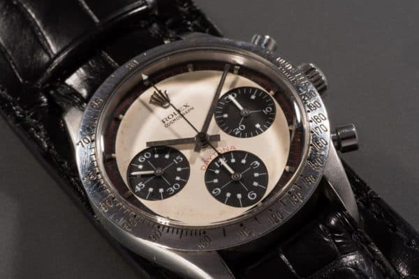 Top 10 Most Expensive Watches In The World: Paul Dayton Rolex