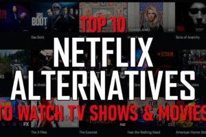 Top 10 Netflix Alternatives