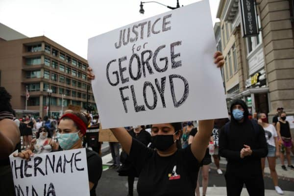 Top 10 Largest Protests In The US: Geoge Floyd