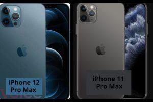 iPhone 12 pro max look iphone 11 design