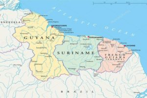 Suriname oil discovery