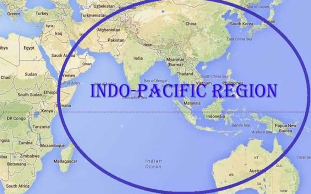 Korea Japan North Korea India