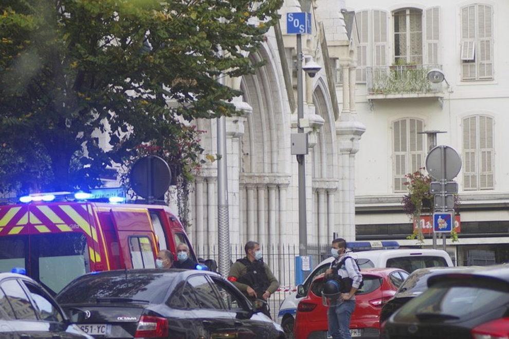 Sartrouville car bomb Afghan knife lyon france