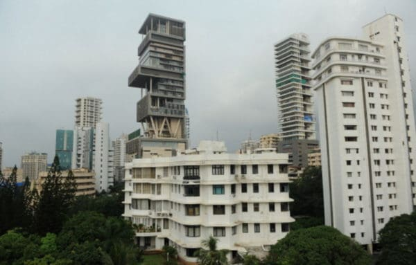 Antilia: Top 10 Most Expensive Houses In The World