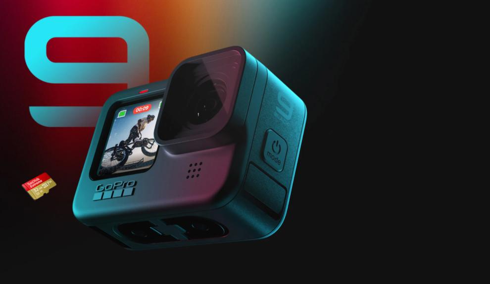 GoPro Hero 9 overheating issue