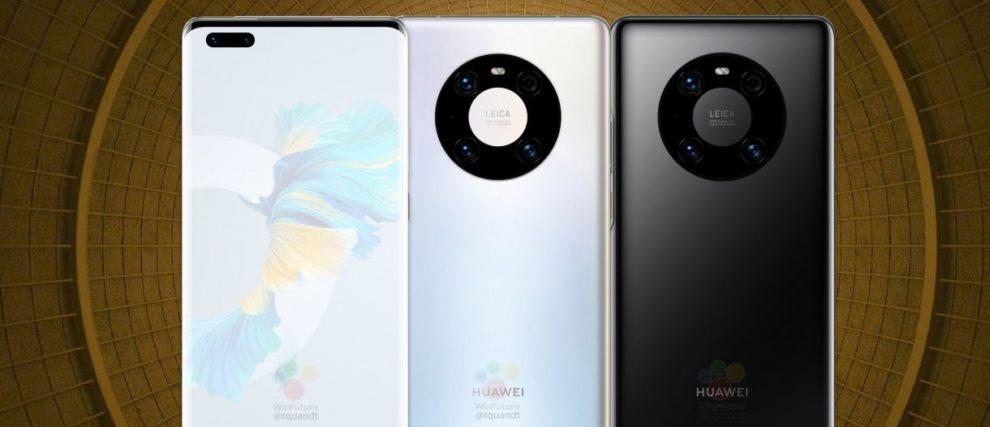 Huawei Mate 40 Wallpapers