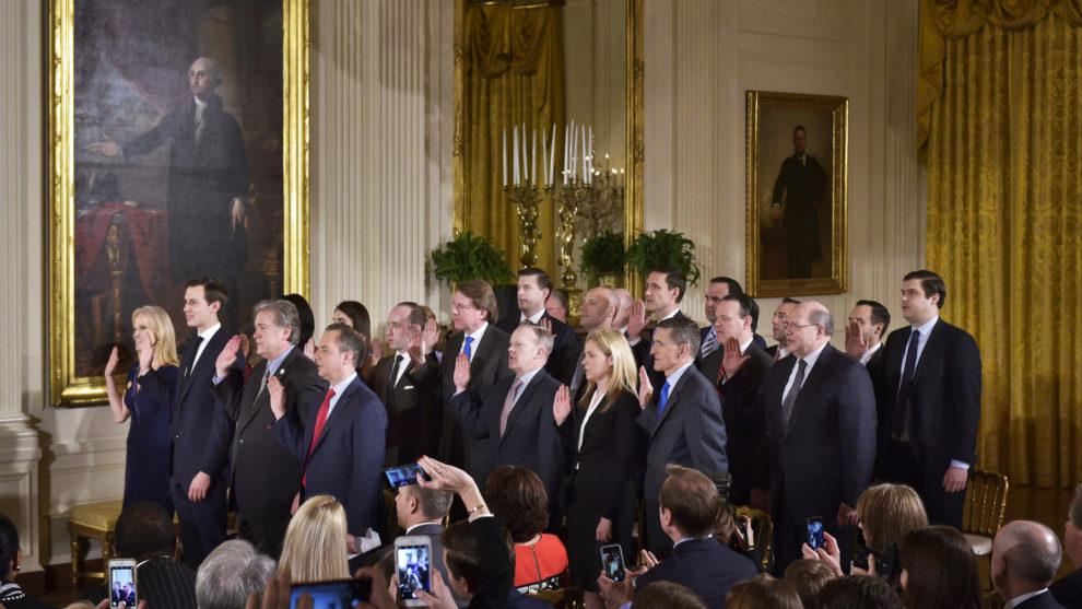 Tested Positive For Coronavirus List Of White House Staff Trump Associates
