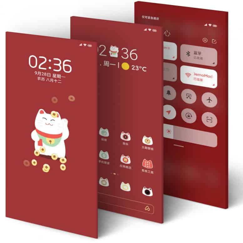 Download MIUI 12 Themes