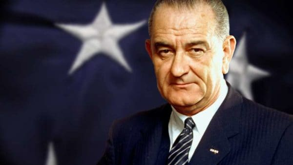 Top 10 Best Vice Presidents Of The US Lyndon Johnson