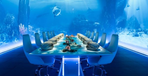 Sublimotion: Top 10 Most Expensive Restaurants In The World