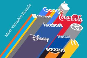 Top 10 World's Most Valuable Brands of 2020