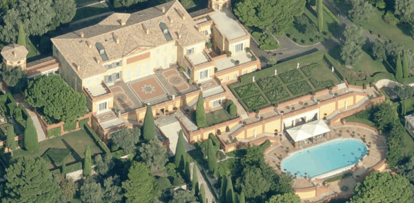 Villa Leopolda: Top 10 Most Expensive Houses In The World