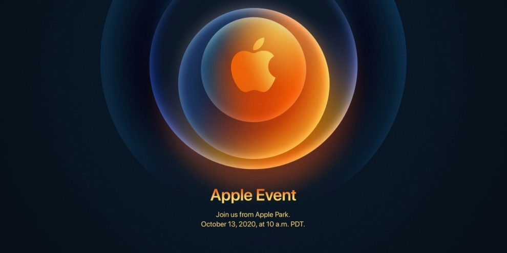 Hi Speed iPhone 12 event livestream iPhone 12 event start time