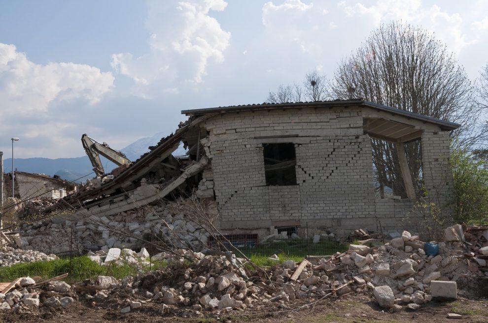 earthquake Samos Greece