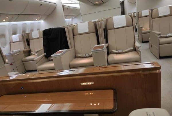 Air India One Plane Inside Look
