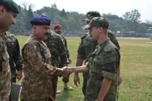 Russian troops pakistan drill DRUZHBA 5