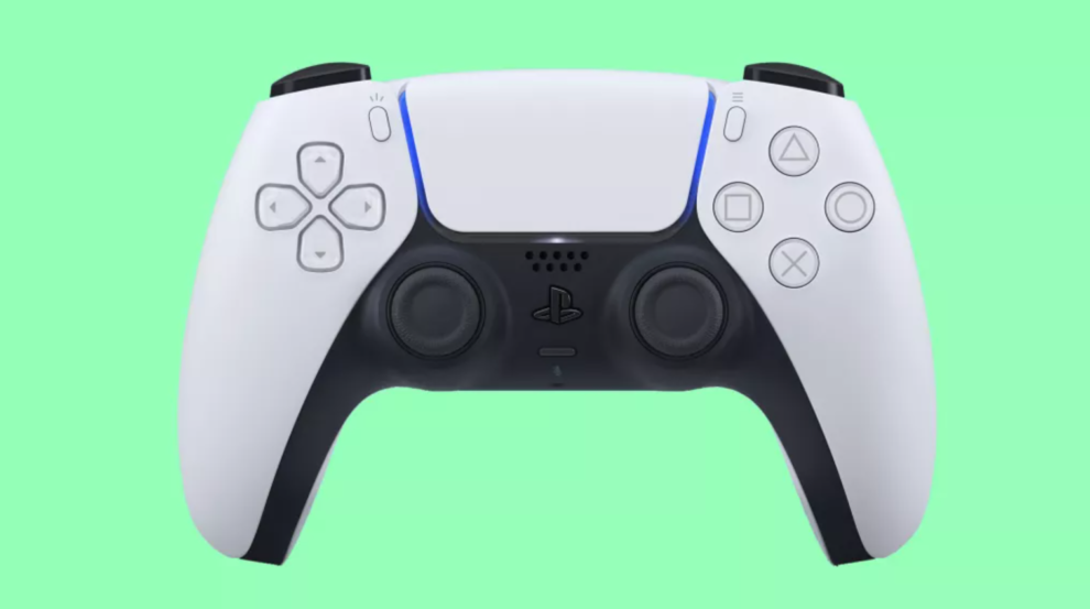 PS5 controller removable faceplate custom faceplate