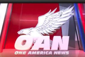 OANN website down and offline One America News Networks