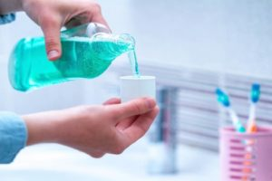 Mouthwash can kill coronavirus 30 seconds