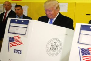 TTrump lead started to magically disappear Surprise Ballot Dumps