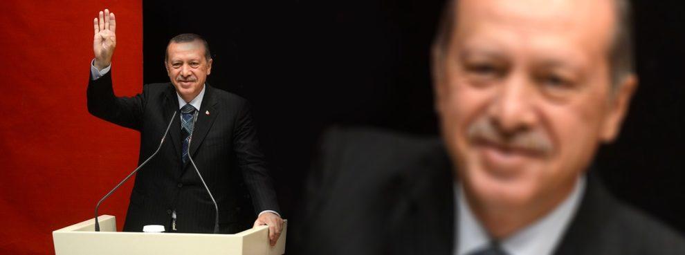 Turkey's Erdogan congratulates Biden
