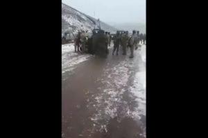 Azerbaijani army Sotk gold mine
