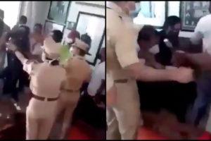 Arnab Goswami arrest video