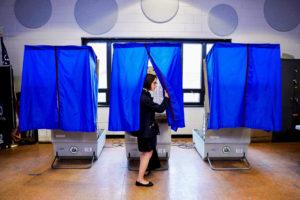 Voting machines down Westmoreland and Philadelphia Counties