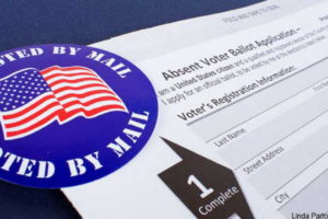 Philadelphia Mail-In Ballots Counting Halted