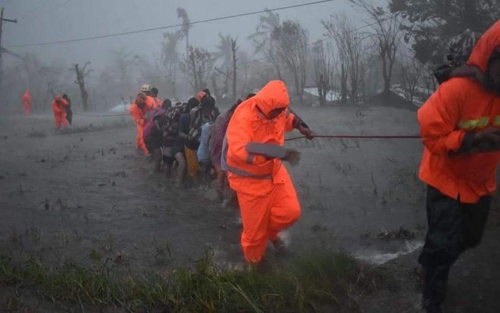 Typhoon Ulysses Philippines Quezon Luzon