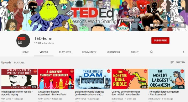 Top 10 Best YouTube Channels For Kids