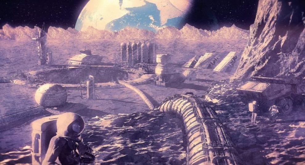 U.S. nuclear power plant moon