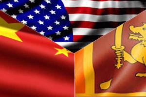 Sri lanka aid US China