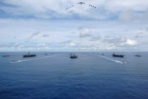 US Navy develops new naval strategy to regain sea superiority