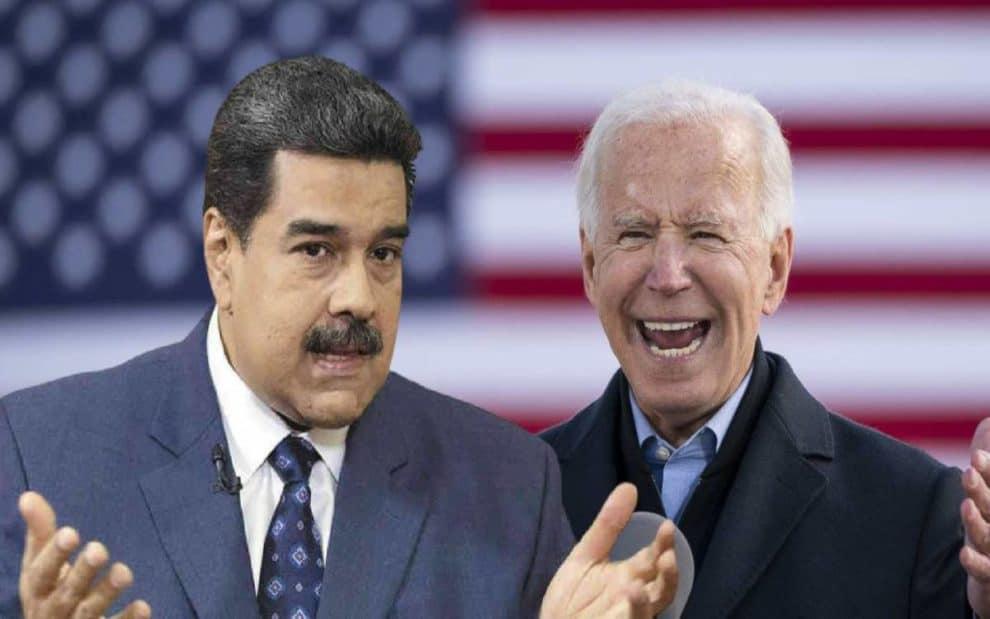 biden venezuela policy