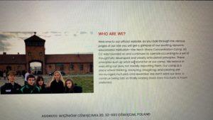 Jewish school website hacked