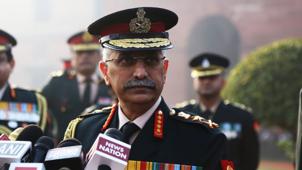 Indian Army Chief visit Saudi Arabia