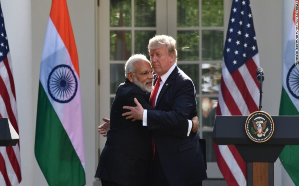India china geopolitical game