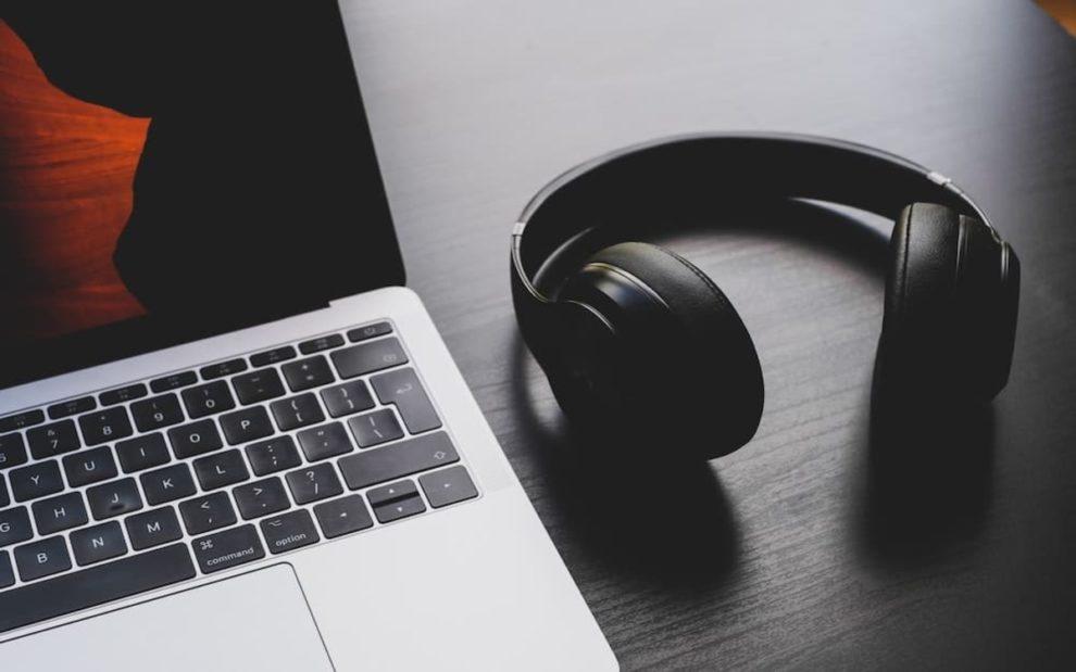 Google Meet headphones not working