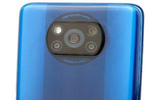 Poco X3 NFC camera issue focus blur freezing