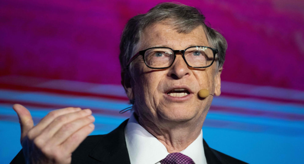 Bill Gates vaccines poor