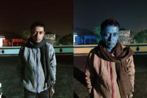 oneplus 8 blue skin tone picture camera