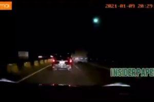fireball meteor pennsylvania