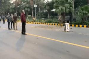 explosion delhi israeli embassy