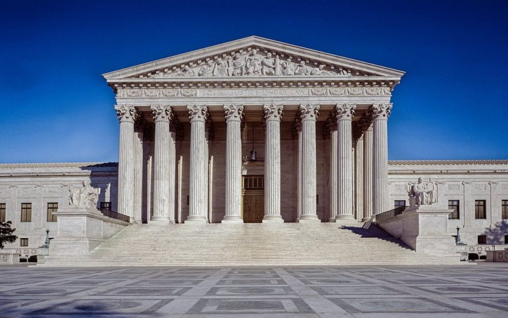 Supreme court bomb threat