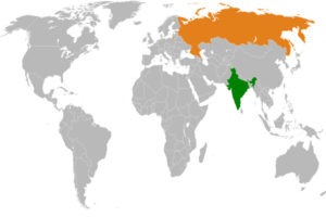 india russia military relations