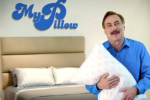 MyPillow CEO Twitter suspended