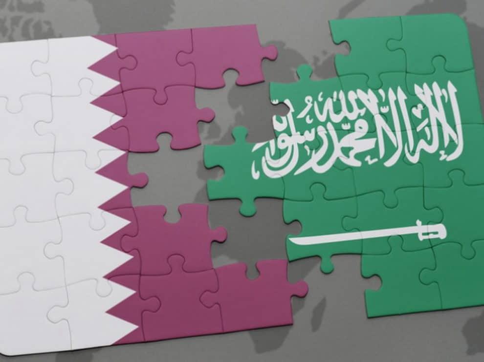 Saudi Arabia Qatar borders open