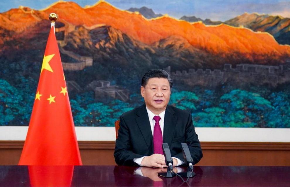 Xi Jinping Xi Speech davos agenda