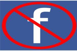 #DeleteFacebook trend australian ban